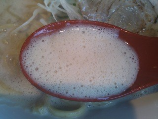 甚八 - スープ (鶏とろみそば)