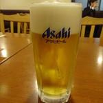 同楽 - 生ビール