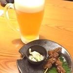 個室居酒屋 呑蔵 - 生ビール お通し!