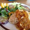 大陸堂 - 料理写真:ランチのカレー☆普通でした(OvO)