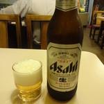 菊凰 - 瓶ビール:550円