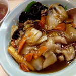 39760750 - 中華丼 ¥900
