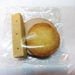 カフェヴィヴモンディモンシュ - クッキーのテイクアウト