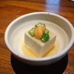 志蕎庵 江月 - 蕎麦豆腐
