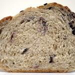 Germer - 雑穀のパン(断面、2015年5月)