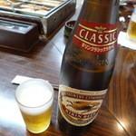 立呑み処 虎屋 - 瓶ビール