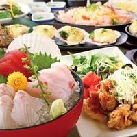 朝獲れ鮮魚 魚鮮水産 - さかなやコース