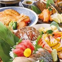 朝獲れ鮮魚 魚鮮水産 - 一心太助コース
