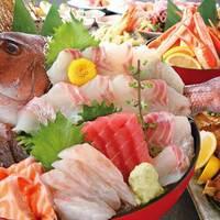 朝獲れ鮮魚 魚鮮水産 - 豪海コース