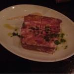 39771552 - 豚肉のテリーヌ