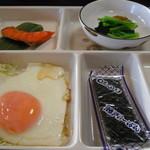 十和田湖バックパッカ-ズ - 料理写真:朝食