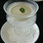 39774799 - ズッキーニとジャガイモの冷製スープ