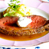 zaterasu - 料理写真:ローストビーフ