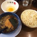 東池 おはこ 大勝軒 - 「もり生玉子」780円