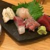 薩摩料理・すし 新 - 料理写真:おまかせコースのお造り❤︎