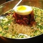 特製生冷麺(ネギ・梅しそ)