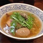 39781910 - 飛魚ダシラーメン(820円)