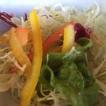ishigakigyuusemmontensute-kihausuhachihachi - 野菜サラダ・アップ