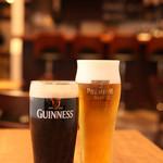 ケルティック・ムーン - 工場直送!人店のプレミアムモルツと国立一美味しい苦くないギネスビール!