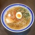 天心軒 - 天心軒(大分県別府市鶴見)冷麺700円