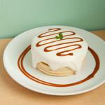 パンケーキデイズ - 愛され続けて早5年、お店の定番『メープルクリームパンケーキ』