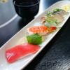 めおと寿司 - 料理写真:華かご膳のにぎり寿司