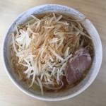 ラーメン JIDAI - ラーメン750円、麺増し100円、野菜増しはサービス(^^)