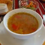 39788494 - スープ