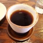 カッフェ トムテ - ランチコーヒー。Cafe de Ryubanさんのそよ風ブレンド