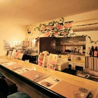 ☆カフェのような可愛い店内☆