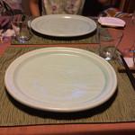 ル クロ - テーブルセッティング