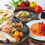 イタリア料理 ベルコルノ - 料理写真: