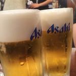 ぎんぶた - ビールで乾杯!