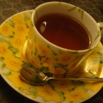 ラ・ヴァチュール - 紅茶(アップルティー)470円