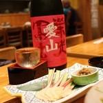 笹吟 - リストに載ってない日本酒:*:・( ̄∀ ̄)・:*: