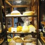 ヒキダシ - パンのショーケース