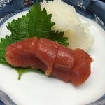 いなかっぺ - 辛子明太子おろし
