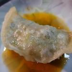 焼肉居酒屋 ひたち - <'15.07.09>薄皮円盤餃子