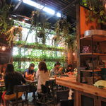青山フラワーマーケット ティーハウス - ヒーリング・グリーンの店3