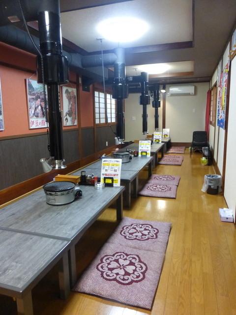 焼肉・円盤餃子 ひたち - <'15.07.09>