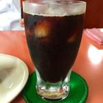 モカ - アイスコーヒー