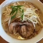 麺の蔵 - 味噌ラーメン780円