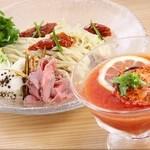 自家製麺 MENSHO TOKYO - 料理写真: