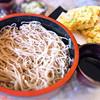 そば処ふるさとの草笛 - 料理写真:ボリューム満点400gのお蕎麦