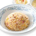 ぎょうざの満洲 - チャーハンと餃子¥658 チャーハン(単品¥475) ※イメージ