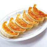 ぎょうざの満洲 - チャーハンと餃子¥658 餃子(単品¥216) ※イメージ