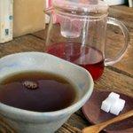 お茶とお菓子 横尾 - ガムラスタンという名の紅茶(600円)