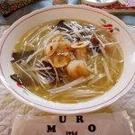 MURO - ぷりっぷりの海老そば♪