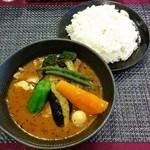 39800686 - チキンto野菜カレー(1130→1030円)