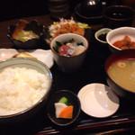 39800958 - おばんざい定食 930円